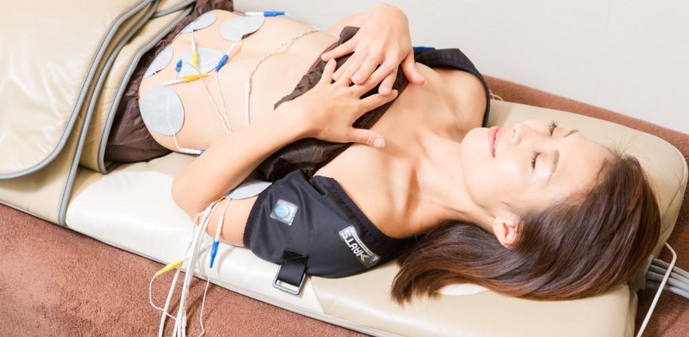 加圧骨盤EMS